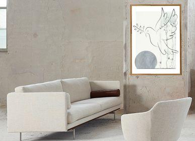 Affiches - Impression d'art Sauver la planète - METTEHANDBERG ART PRINTS