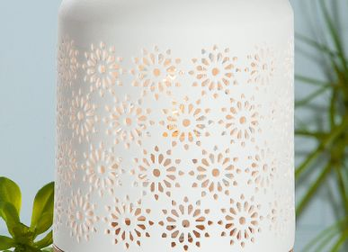 """Table lamps - Lamp """"Tree"""" - GILDE HANDWERK MACRANDER"""