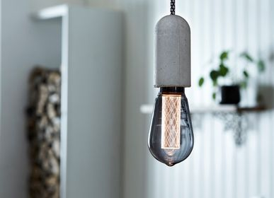 Pendant lamps - BASE Concrete - NUD COLLECTION