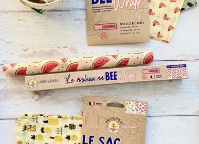 Canning - Bee Wraps - ANOTHERWAY (MY BEE WRAP)