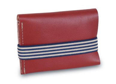 Leather goods - MEN BILLFOLD - BANDIT MANCHOT