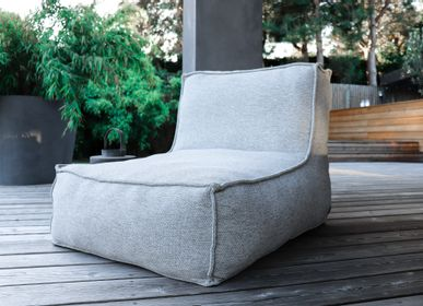 Transats - Fauteuil Lounge - Collection C2 - TROIS POMMES HOME - OUTDOOR LOUNGE FURNITURE