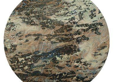 Décoration murale - Panneau «VUE DU CIEL» - VALERIE BEAUMONT