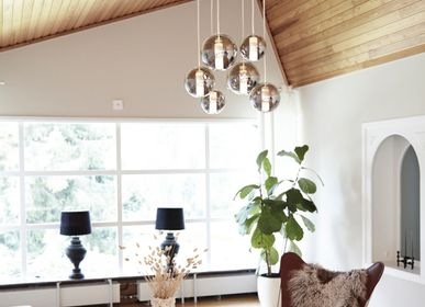 Ceiling lights - MOON Chandelier - NUD COLLECTION