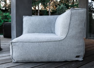 Chaises de jardin - Chaise d'angle/Confortable - Collection C2 - TROIS POMMES HOME - OUTDOOR LOUNGE FURNITURE