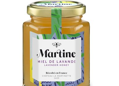 Delicatessen - Lavender Honey - MIEL MARTINE
