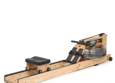 Fitness machines - WaterRower, the original with water resistance - WATERROWER FRANCE