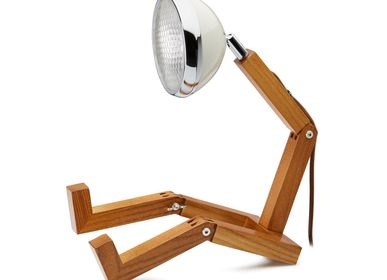 Lighting - Mr.Wattson Lamp - THE WATTSON COLLECTION LAMPS