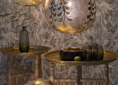 Jewelry - Gold: lights - wax holders - jewellery - wall decoration - ZENZA