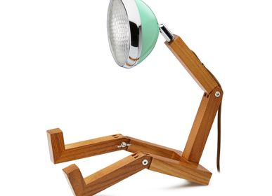Luminaires - Lampe Mr.Wattson - THE WATTSON COLLECTION LAMPS