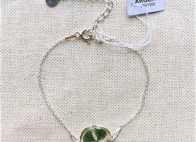 Jewelry - Trèfle en bracelet argent - CARRÉ DE TRÈFLES