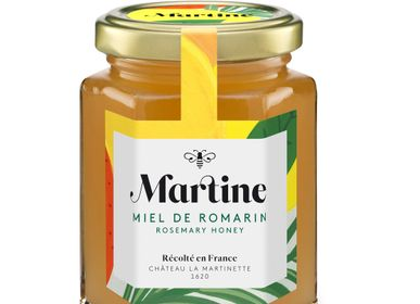 Delicatessen - Rosemary Honey - MIEL MARTINE