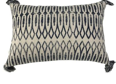 Fabric cushions - Cadiz cotton cushion covers - WAX DESIGN - BARCELONA