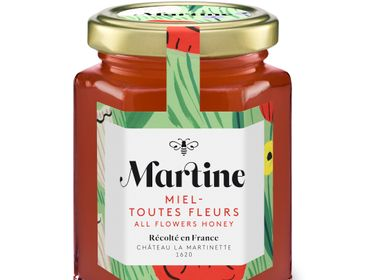 Delicatessen - All-flowers honey - MIEL MARTINE