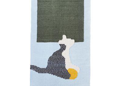 Contemporain - Grand tapis en coton CATIGER - TARTARUGA