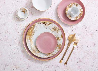Assiettes de réception - Belle Époque assiettes en porcelaine - PORCEL