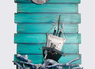 Paintings - Plori | Boat prow - PITEROS DIMITRIS