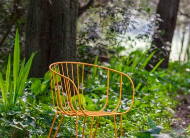 Lawn armchairs - OLIVO Armchair - ISIMAR