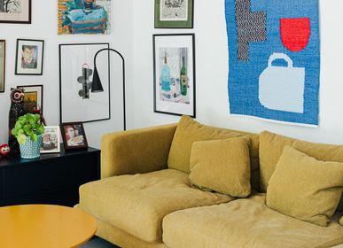 Other wall decoration - DINO large cotton rug - TARTARUGA