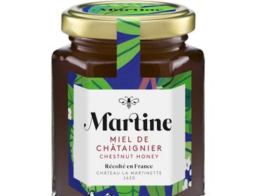 Delicatessen - Chestnut Honey - MIEL MARTINE