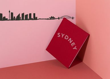 Wall decoration - City Silhouette - Sydney - THE LINE