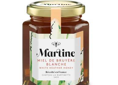 Delicatessen - White Heater Honey - MIEL MARTINE
