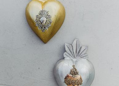 Christmas garlands and baubles - Heart a milagro - TIENDA ESQUIPULAS