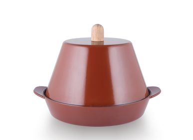 Casseroles - TAGINE 30CM FONTE - GRILO KITCHENWARE