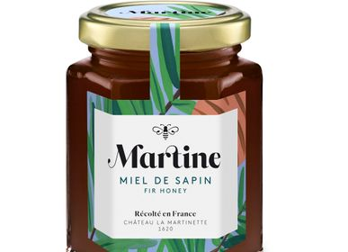Delicatessen - Fir Honey - MIEL MARTINE