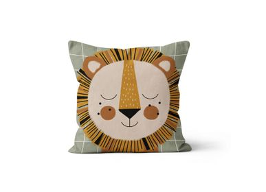 Fabric cushions - Animal cushions for babies and children - SHANDOR