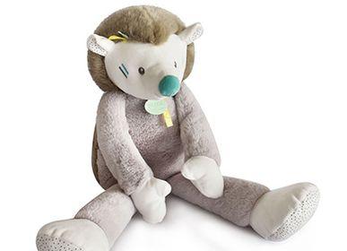 Soft toy - TIWIPI HERISSON - Puppant 60 cm - DOUDOU ET COMPAGNIE