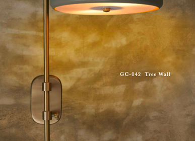 Aménagements - TREE WALL LAMP - GONG BY JO PLISMY