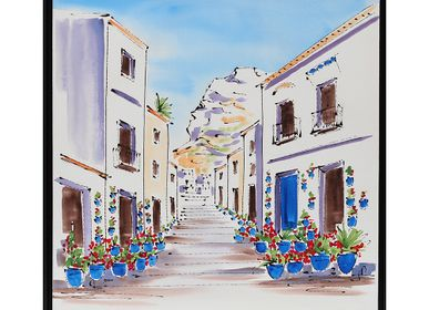 Paintings - Urban collection painting 17416 - ESTUDIO ANGELES ORIGINAL PAINTING S.L