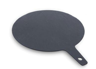 Kitchen utensils - ROUND BOARD 45CM SLATE - GRILO KITCHENWARE