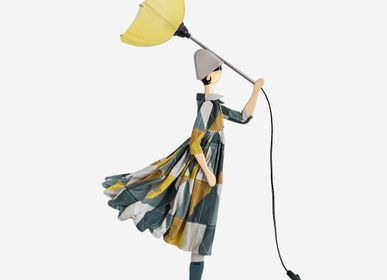 Sculpture - TRIGONA | Lampe de table Little Girl - SKITSO