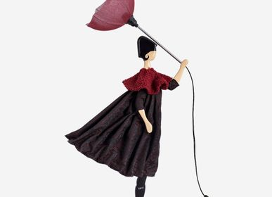 Sculpture - MIRKA | Lampe de table Little Girl - SKITSO