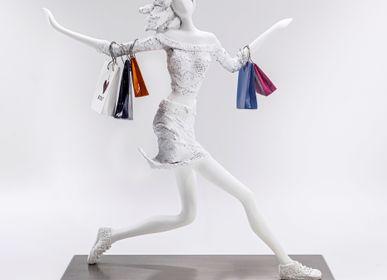 Sculpture - Shopaholic - GALERIE JACQUES OUAISS