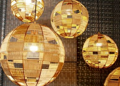 Hanging lights - Globe Pendants - BAANCHAAN