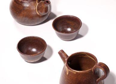 Accessoires thé / café - Coffret à thé en poterie - HAEDAM