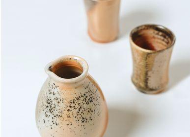 Mugs - Firewood tea set - TAITUNG ESSENCE - ADISI POTTERY