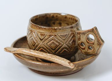 Tasses et mugs -  Village de la saveur originale - TAITUNG ESSENCE - ADISI POTTERY