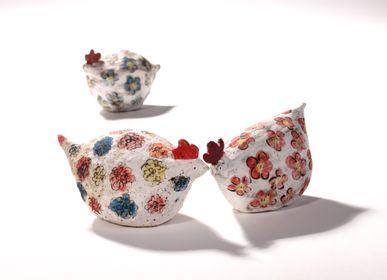 Ceramic - Story Flower Objet - HWATAK