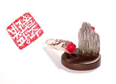 Ceramic - Ceramic Stamp - HWATAK