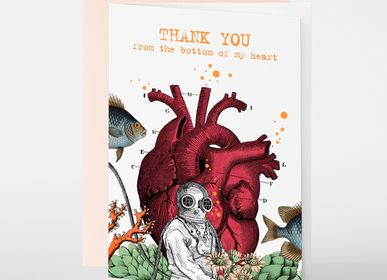 Stationery / Card shop / Writing - greeting cards - THANK YOU & THINKING OF YOU - PABUKU