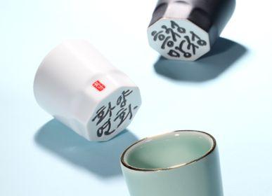 Ceramic - Gamsung (Sensitivity) Fire glass - HWATAK