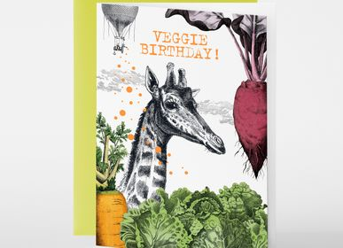 Stationery / Card shop / Writing - greeting cards - BIRTHDAY - PABUKU