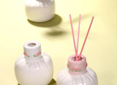 Vases - Vase Siesta Porcelaine Blanche - ILLO ILLO
