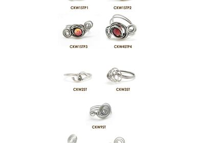 Jewelry - STAINLESS STEEL WIRE COLLECTION - GECKONYA