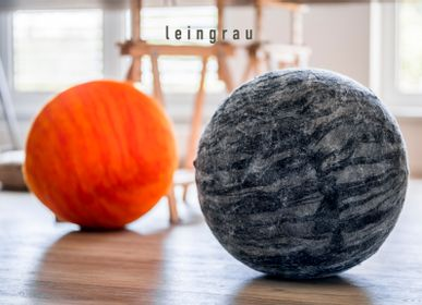 Design objects - covering for seating and gymnastics ball - LEINGRAU