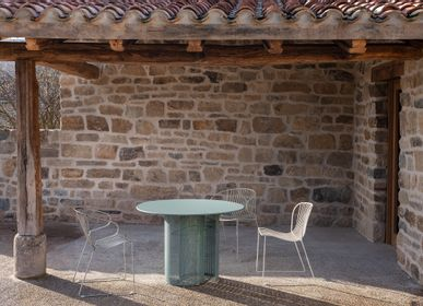 Tables de jardin - ARENA Table H74 - ISIMAR